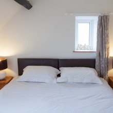 Llandegla holiday cottage bedroom one