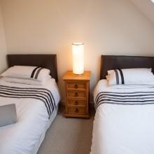 Llandegla holiday cottage bedroom two