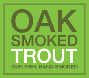 llandegla oak smoked trout for sale
